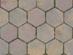 Tlakovci oblike šestkotnik